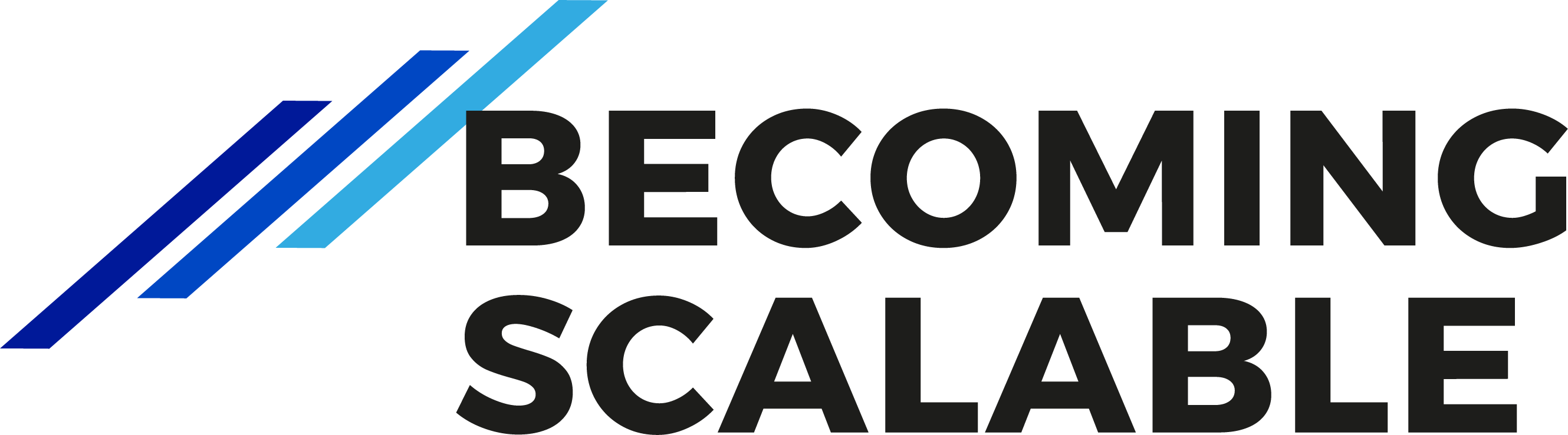Becoming Scalable